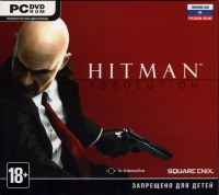 Hitman: Absolution [RU] Box Art