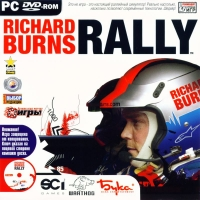 Richard Burns Rally [RU] Box Art