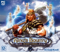 King's Bounty: Warriors of the North [RU] Box Art