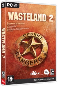 Wasteland 2 [RU] Box Art