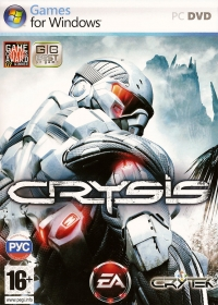 Crysis [RU] Box Art