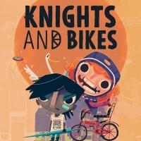 Knights and Bikes Box Art