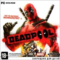 Deadpool [RU] Box Art