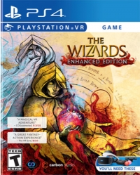 Wizards, The - Enhanced Edition Box Art