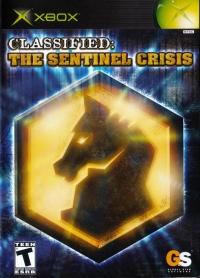 Classified: The Sentinel Crisis Box Art