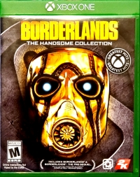 Borderlands The Handsome Collection (Greatest Hits) Box Art