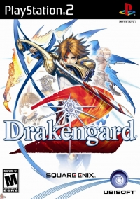 Drakengard 2 Box Art
