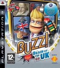 Buzz: Brain of the UK Box Art