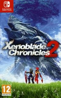 Xenoblade Chronicles 2 [FI][NO][SE] Box Art