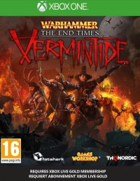 Warhammer: The End Times: Vermintide Box Art