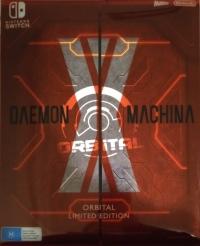 Daemon X Machina - Orbital Limited Edition Box Art