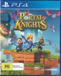 Portal Knights Box Art
