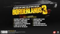 Borderlands 3 Diamond Loot Chest Collector's Edition Box Art