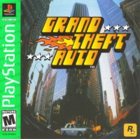 Grand Theft Auto - Greatest Hits Box Art