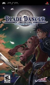 Blade Dancer: Lineage of Light Box Art