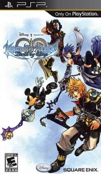 Kingdom Hearts: Birth by Sleep Box Art