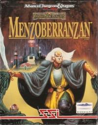 Advanced Dungeons & Dragons: Menzoberranzan Box Art