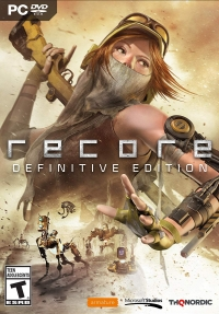 Recore Definitive Edition Box Art