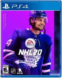NHL 20 Box Art