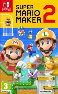 Super Mario Maker 2 [NL] Box Art