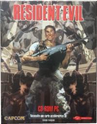 Resident Evil [FR] Box Art