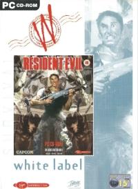 Resident Evil - The White Label Box Art