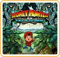 Sydney Hunter and the Curse of the Mayan Box Art
