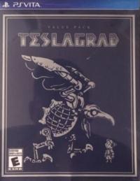 Teslagrad: Value Pack Box Art