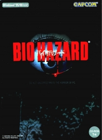 Biohazard (3,800) Box Art