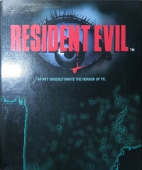 Resident Evil [TW] Box Art