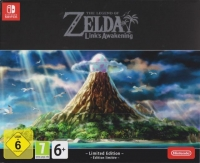 Legend of Zelda, The: Link's Awakening - Limited Edition Box Art