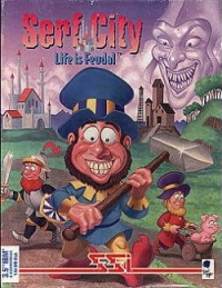 Serf City: Life is Feudal Box Art