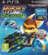 Ratchet & Clank: Załoga Q Box Art