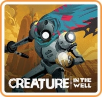 Creature in the Well Box Art
