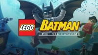 LEGO Batman: The Videogame Box Art