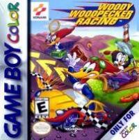 Woody Woodpecker Racing Box Art