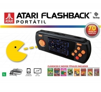 Atari Flashback Portátil Box Art