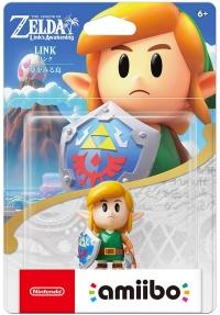Link - The Legend of Zelda: Link's Awakening Box Art