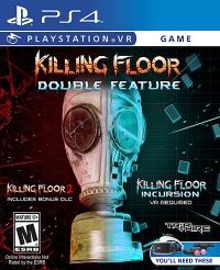 Killing Floor: Double Feature Box Art