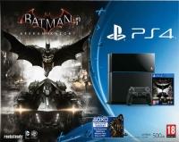 Sony PlayStation 4 CUH-1116A - Batman: Arkham Knight Box Art