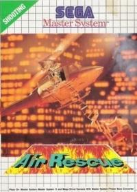 Air Rescue (orange cover) Box Art