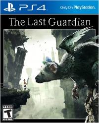 Last Guardian, The Box Art