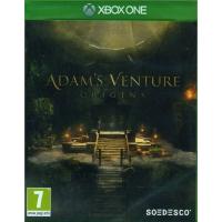 Adam's Venture: Origins Box Art