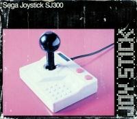 John Sands Sega Joystick SJ300 Box Art
