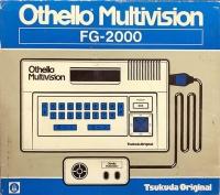 Tsukuda Original Othello Multivision FG-2000 Box Art