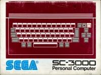 Sega SC-3000 (red) Box Art