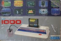 Grandstand Sega 1000 Box Art