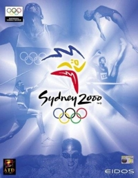 Sydney 2000 Box Art