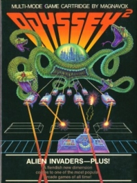 Alien Invaders - Plus! Box Art