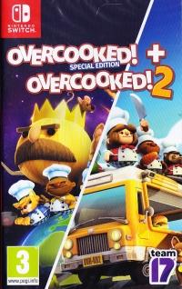 Overcooked! + Overcooked! 2 Box Art